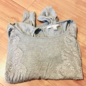 Great Scoop Neck Lauren Conrad Sweater
